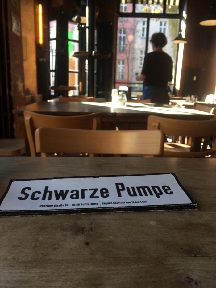 Schwarze Pumpe Berlin