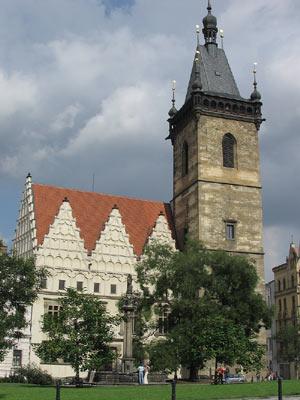 Novomestska Radnice