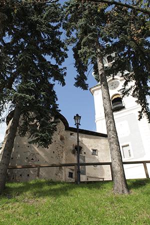 Vieux château de Banska Stiavnica