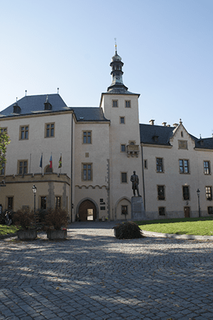 Cour italienne, Kutna Hora