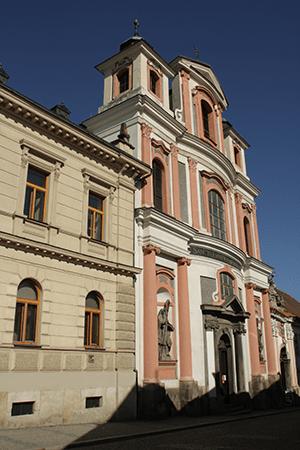 Église Kutna Hora