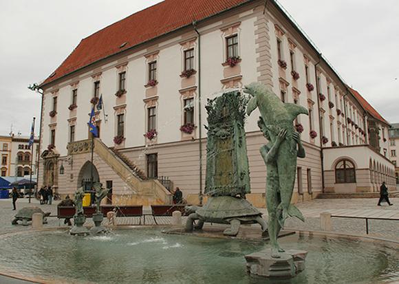 Horni Namesti, Olomouc