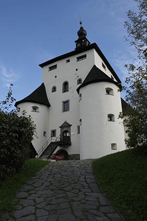 Nouveau château, Banska Stiavnica