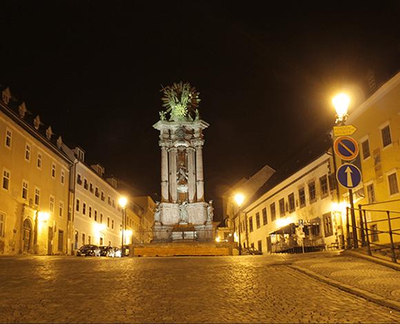 Colonne de la peste, Banska Stiavnica