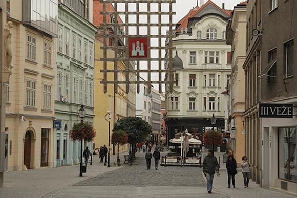 Rue Bratislava