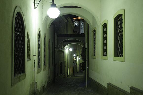 Rue à Olomouc