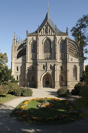 Cathédrale Ste-Barbara, Kutna Hora