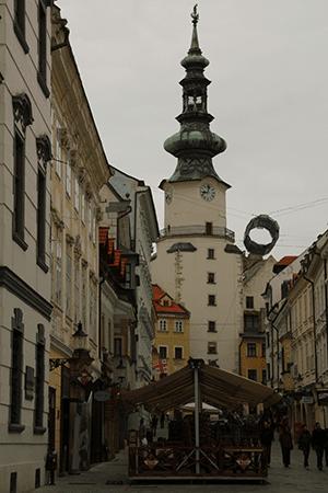Michael Tower, Bratislava