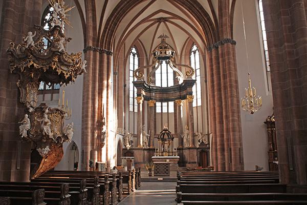 Église à Mainz