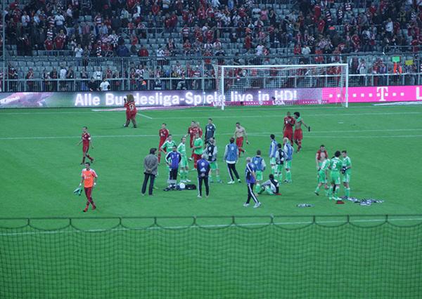 Bayern-Wolfsburg