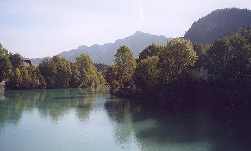 Rivière de Füssen