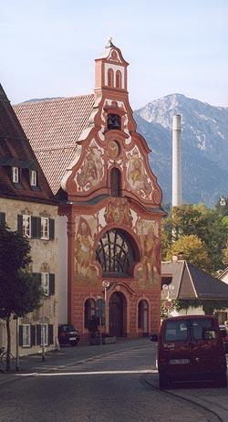 Église à Füssen