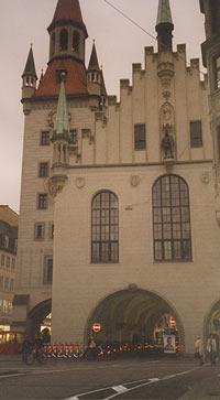 Portes à Munich