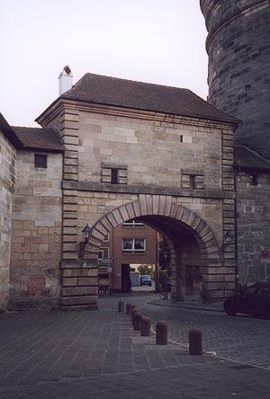 Porte de Nuremberg