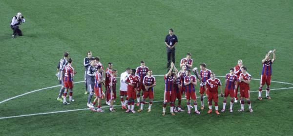 Bayern Chivas