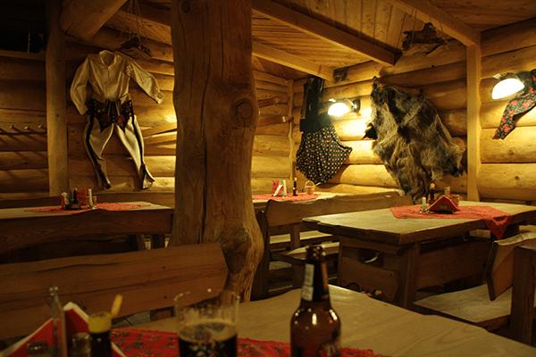 Zakopane restaurant