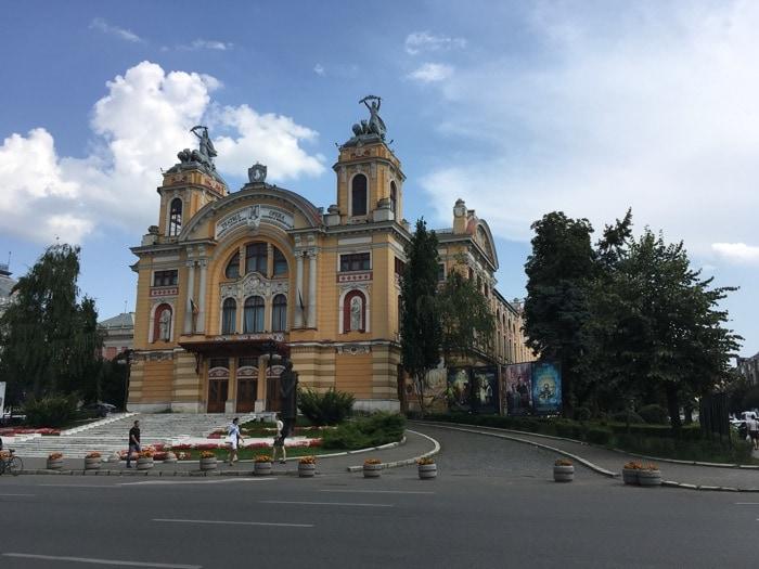 Teatrul Opera