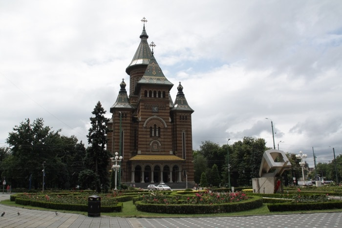 Cathedral Timisoara