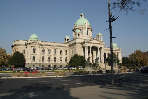 Parlement, Belgrade