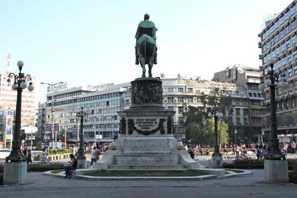 Place de la République, Belgrade