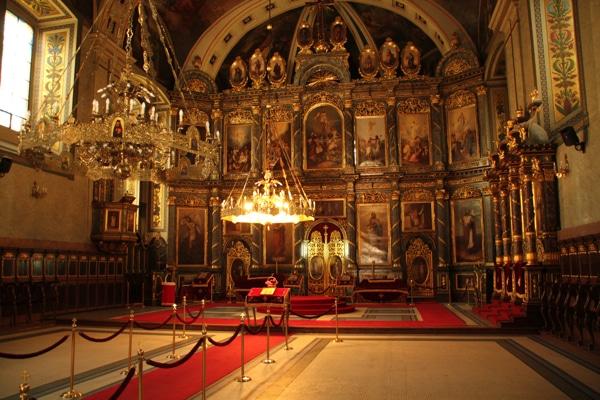 Église St. Michael, Belgrade