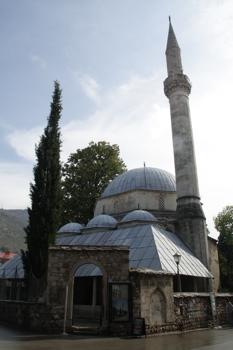 Mosquée Mostar