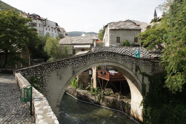 Petit pont Mostar