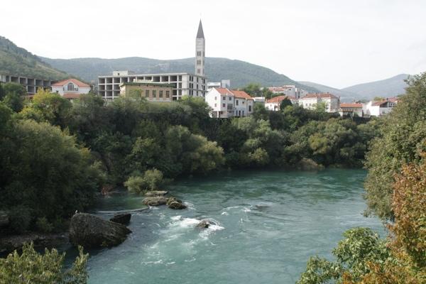 Rivière Mostar