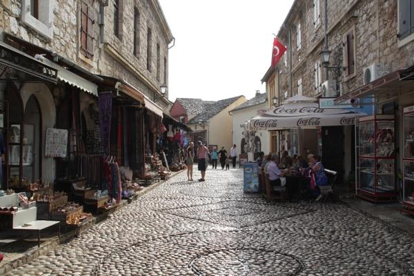 Vieille ville Mostar