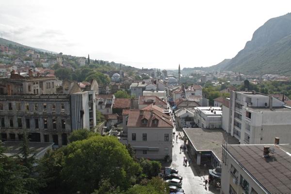 Minaret Mostar