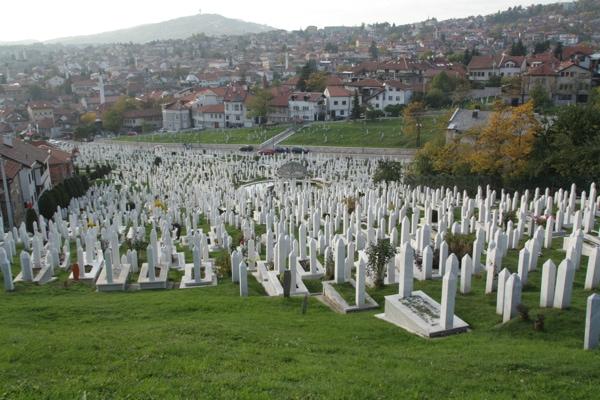 cimetière Sarajevo