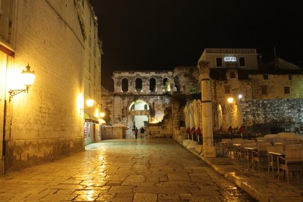 Palais Diocletian