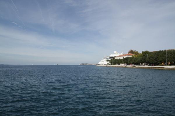 Adriatique, Zadar