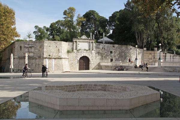 Pet Bunara, Zadar