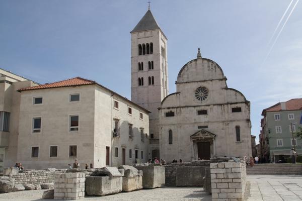 Ruines Zadar