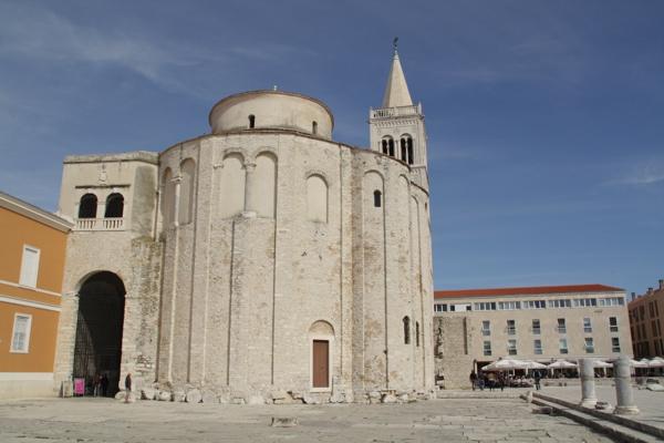 Cathédrale St. Donat, Zadar