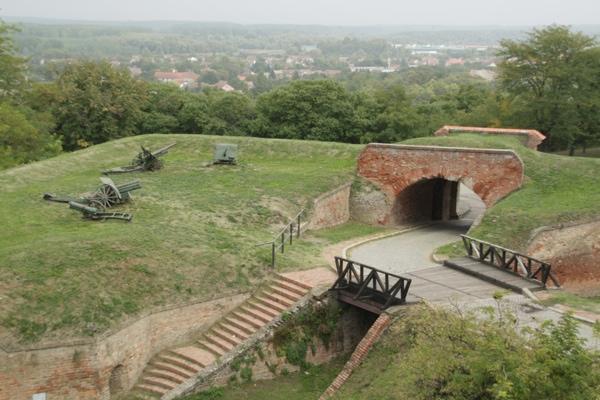 Novi Sad forteresse