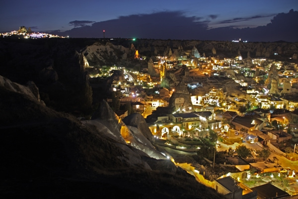 Cappadocia night