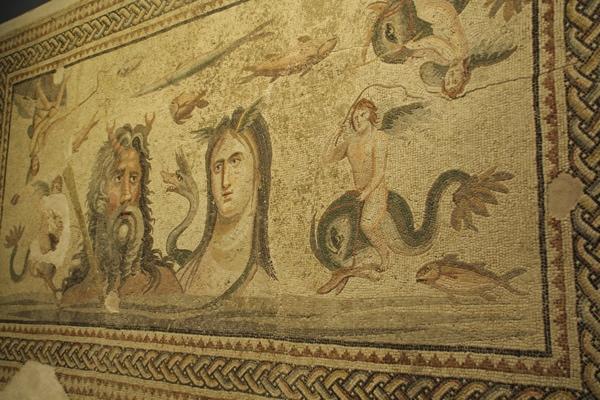 Musée mosaïques Gaziantep
