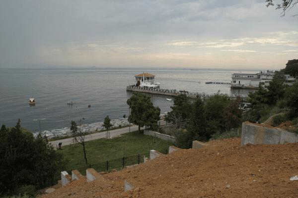 Istanbul Bosphore Asian side