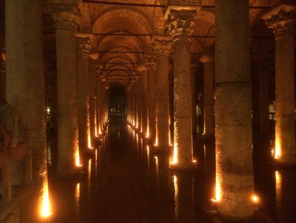 Basilique citerne Istanbul