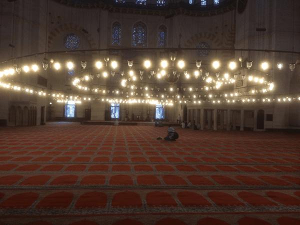 Suleymaniye Mosque Instanbul