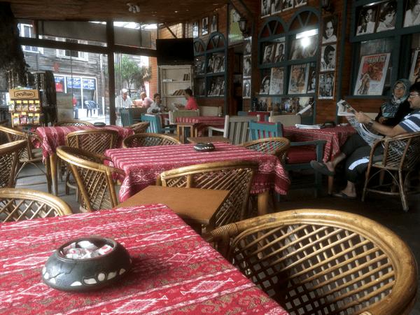 Shisha tea Istanbul