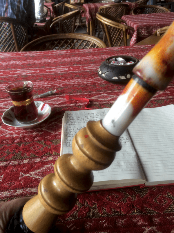 tea shisha Istanbul