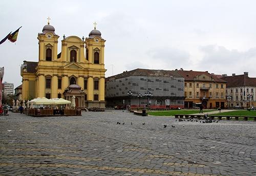 Square Timisoara