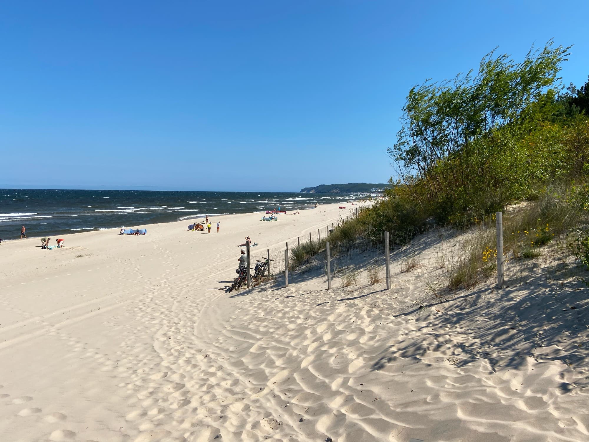 Baltic Sea Beach