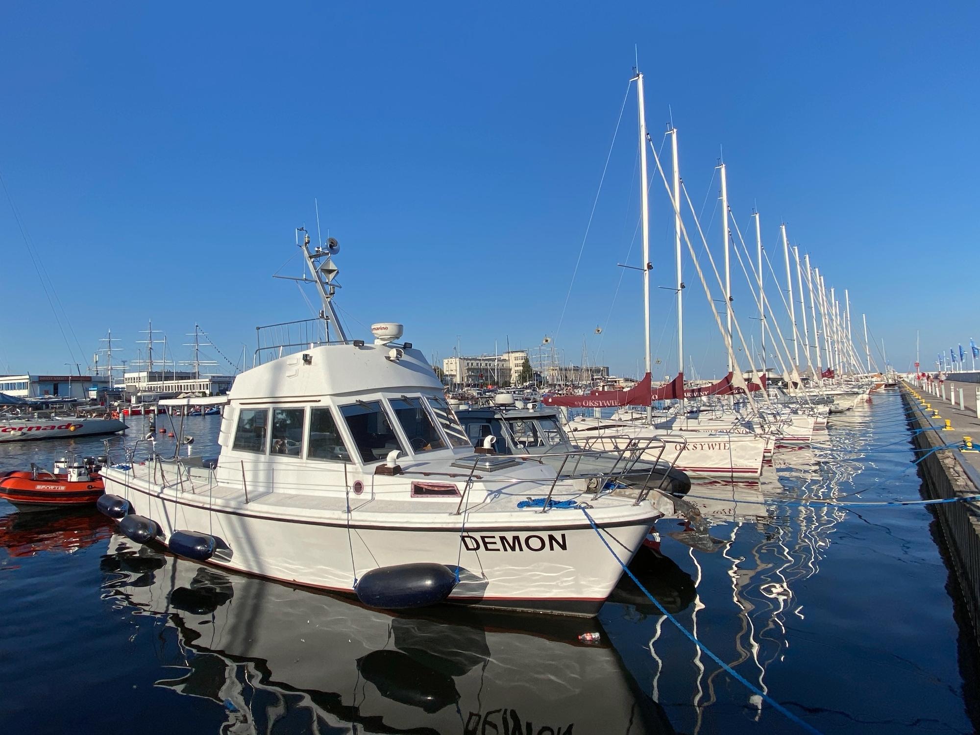 Gdynia Pier