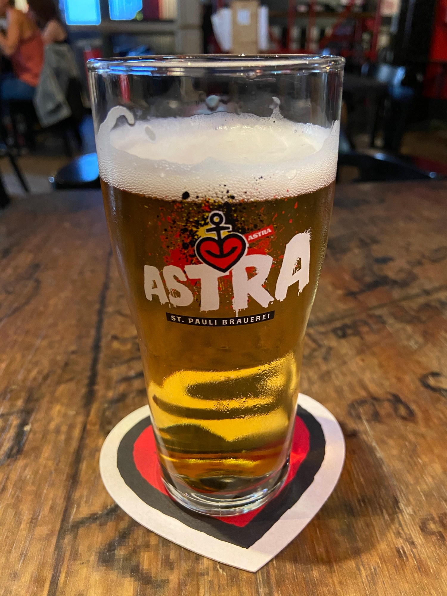 Astra brewery