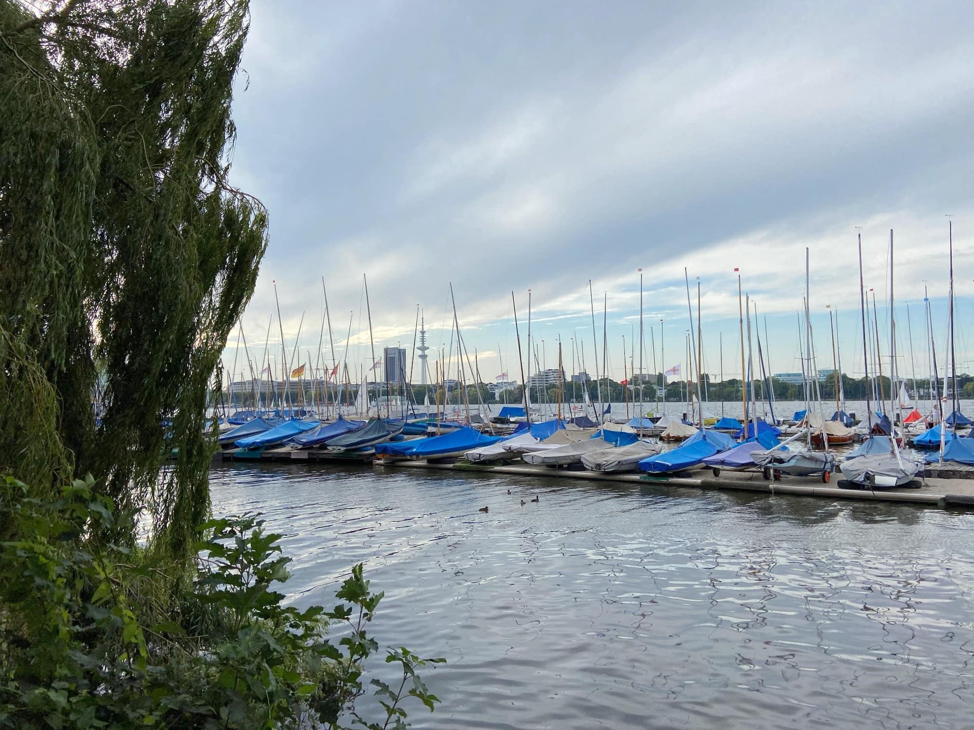 Hamburg Aussenhalster