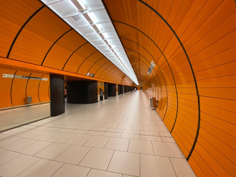 Marienplatz station